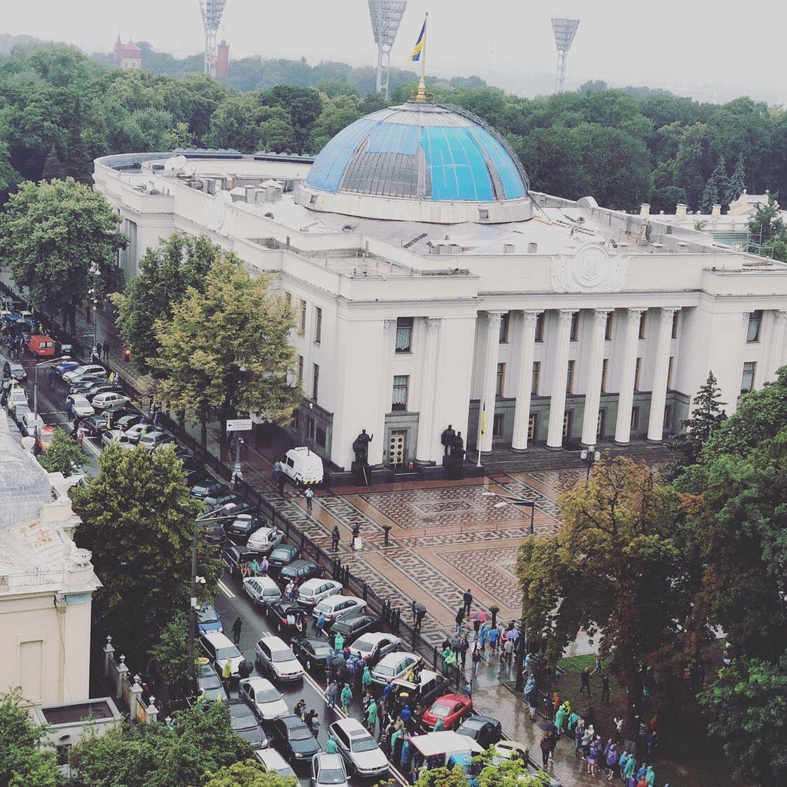 Facebook/ Киев автомобильный
