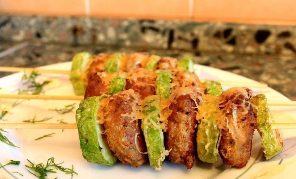 Просто и оригинально: необычные рецепты из кабачков