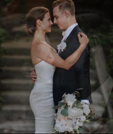 Татьяна Мирутенко с мужем
