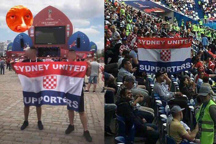 ФИФА завела новое дело против Хорватии