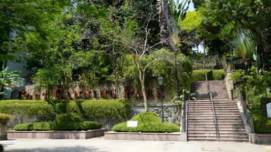 "Парк ""Форт Каннинг"" в Сингапуре"