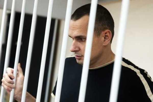 Олег Сенцов, Росія, в'язниця