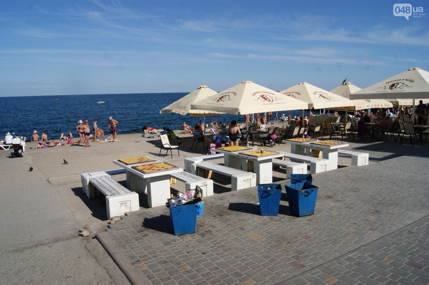 Скільки коштуватиме відпочинок на пляжі в Одесі: ціни