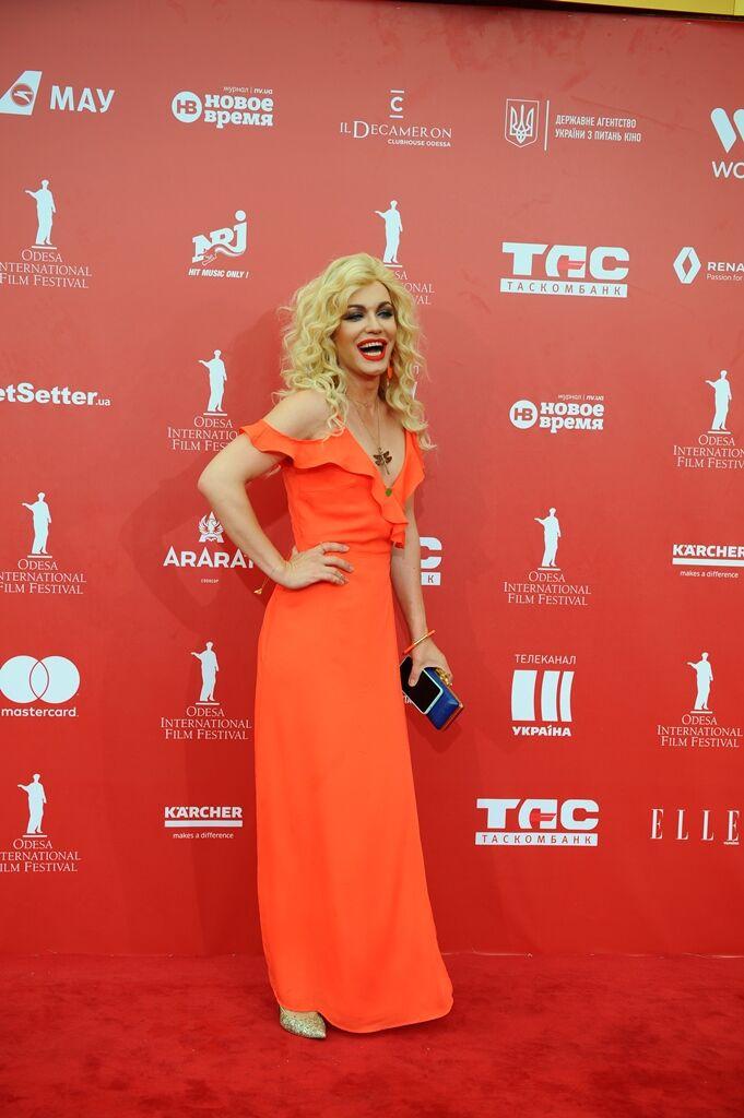 В Одессе открылся 9-й международный кинофестиваль