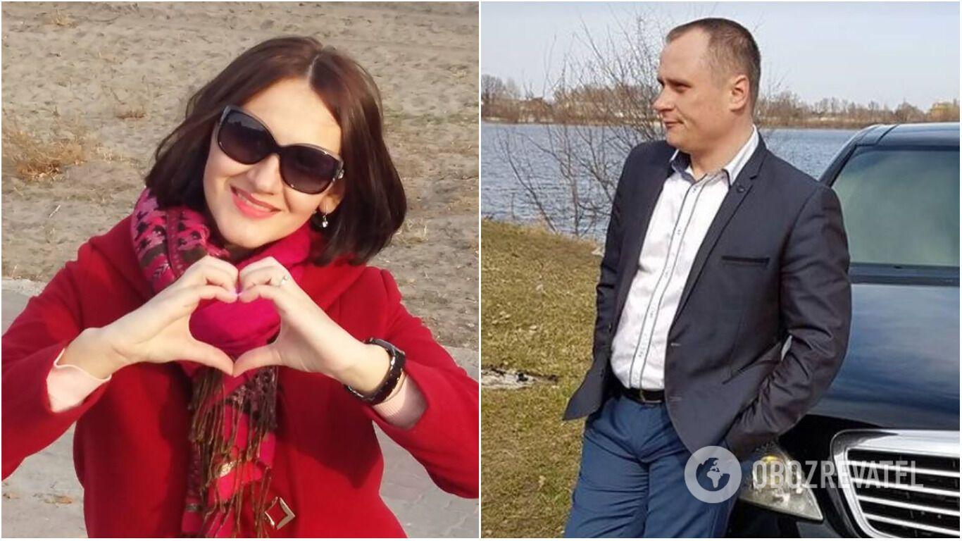 Дарья и Михаил Максимец