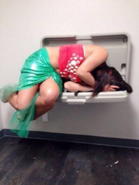 Подборка самых уморительных выходок пьяных людей