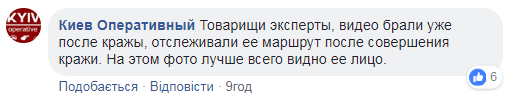 """В Киеве """"засветилась"""" карманная воровка"""