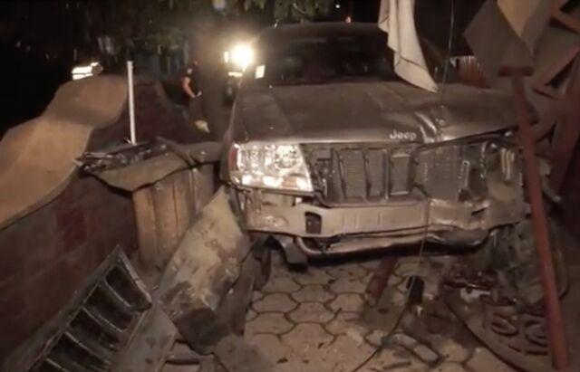 На Закарпатье пьяный чиновник на евроавто устроил смертельное ДТП
