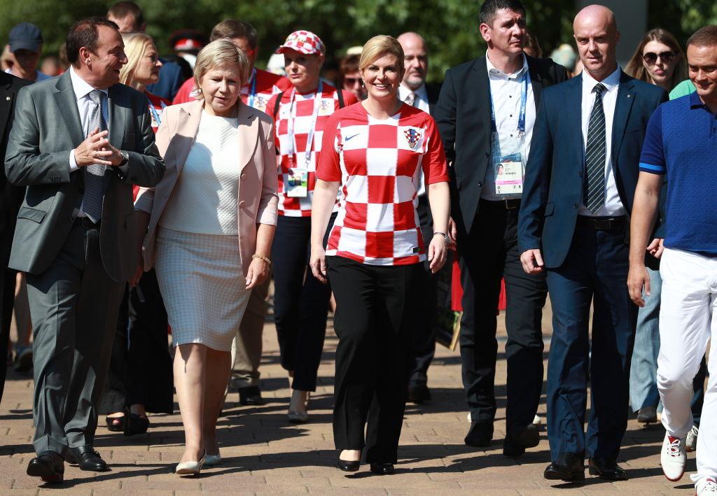 Як президент Хорватії стала секс-символом ЧС-2018
