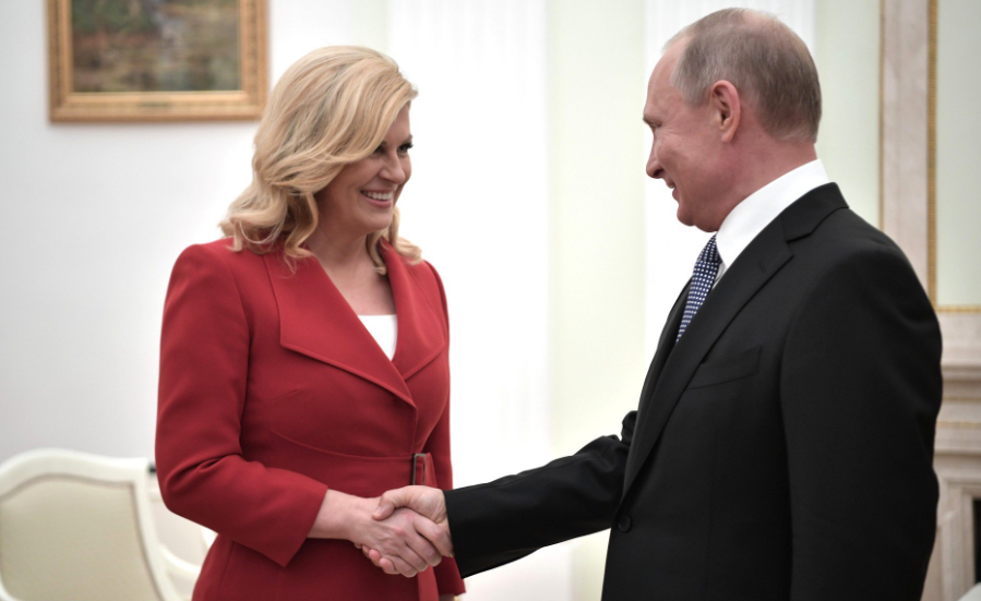 У мережі помітили нову аномалію зі зростом Путіна