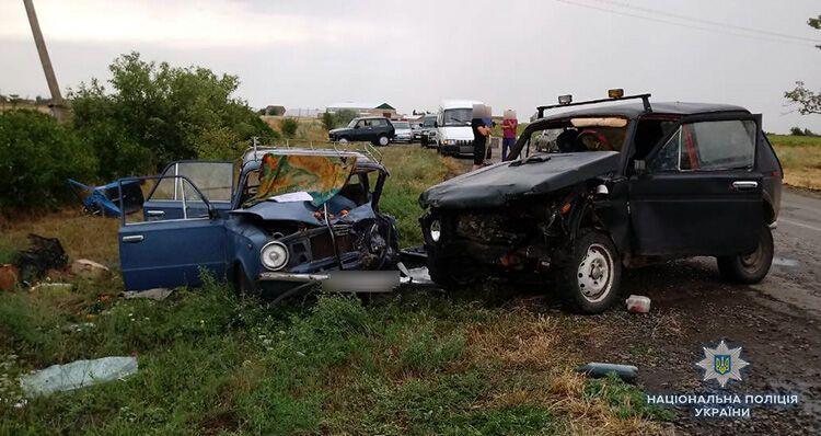 Пьяный 17-летний водитель спровоцировал смертельное ДТП в Запорожской области