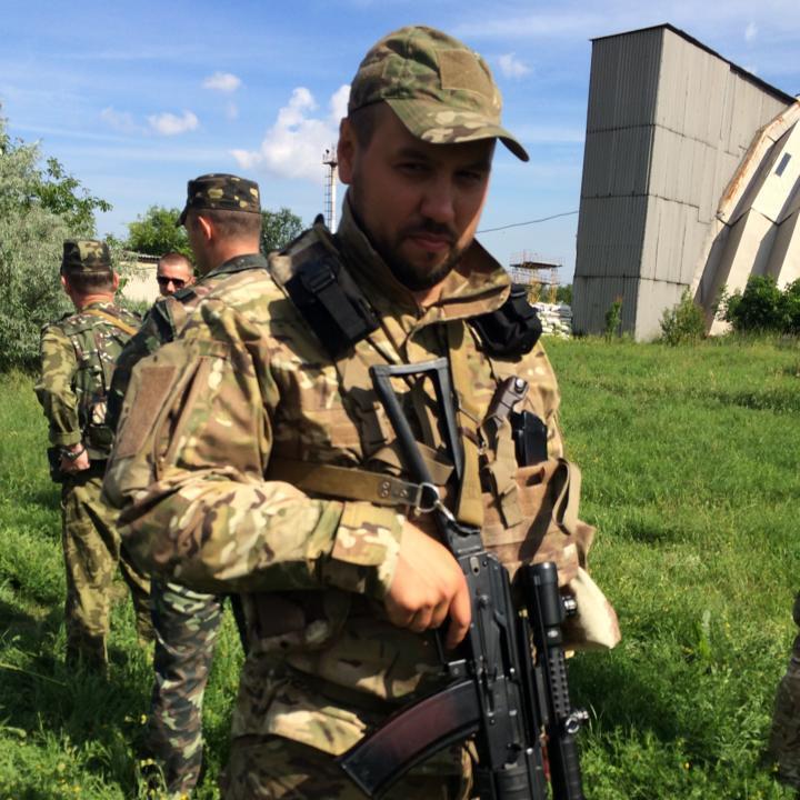 В Крыму за нами устроили погоню, стреляли по авто - Алексей Гриценко