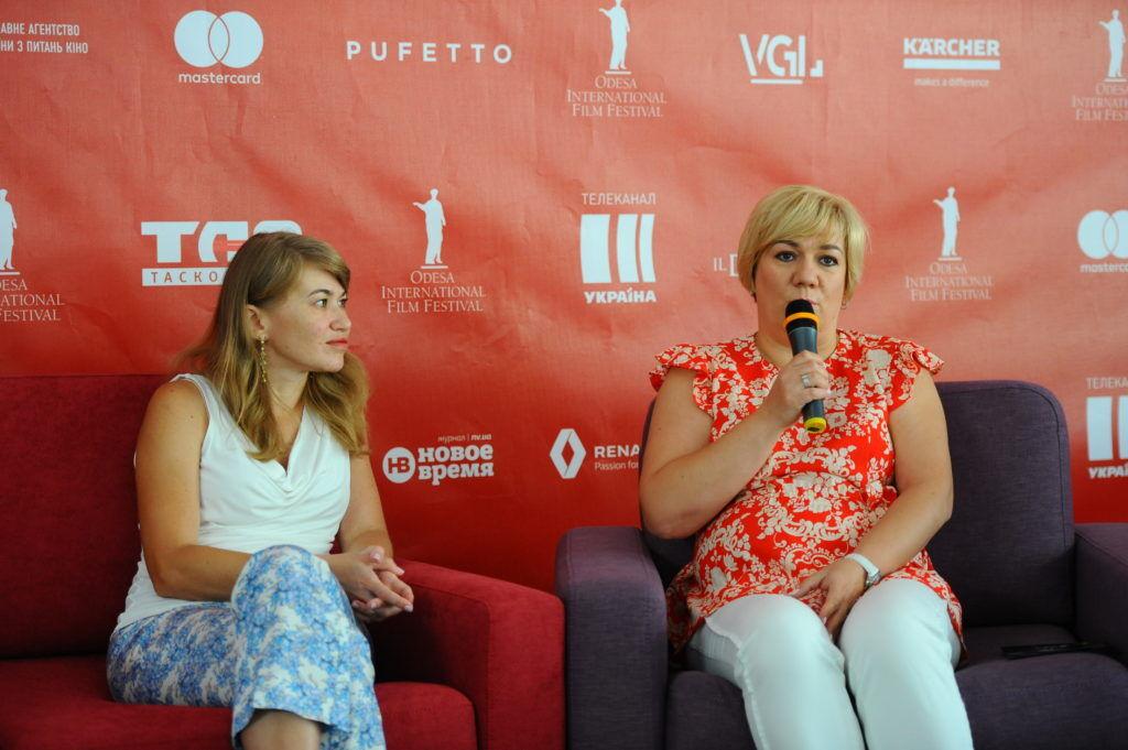 Виктория Корогод и Ирина Заря