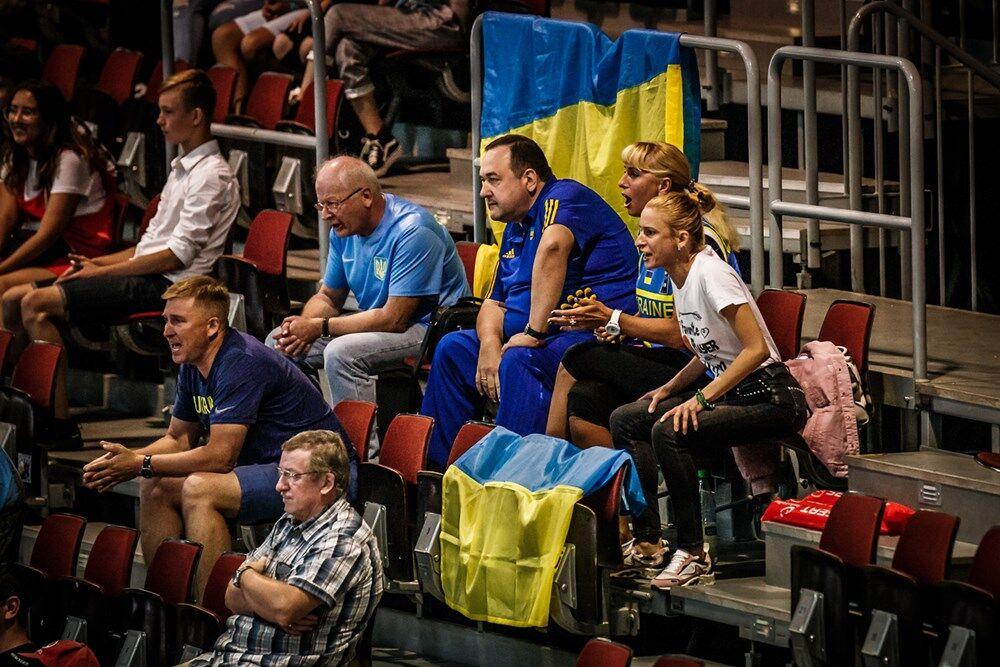 Україна драматично програла на Євробаскеті U-20