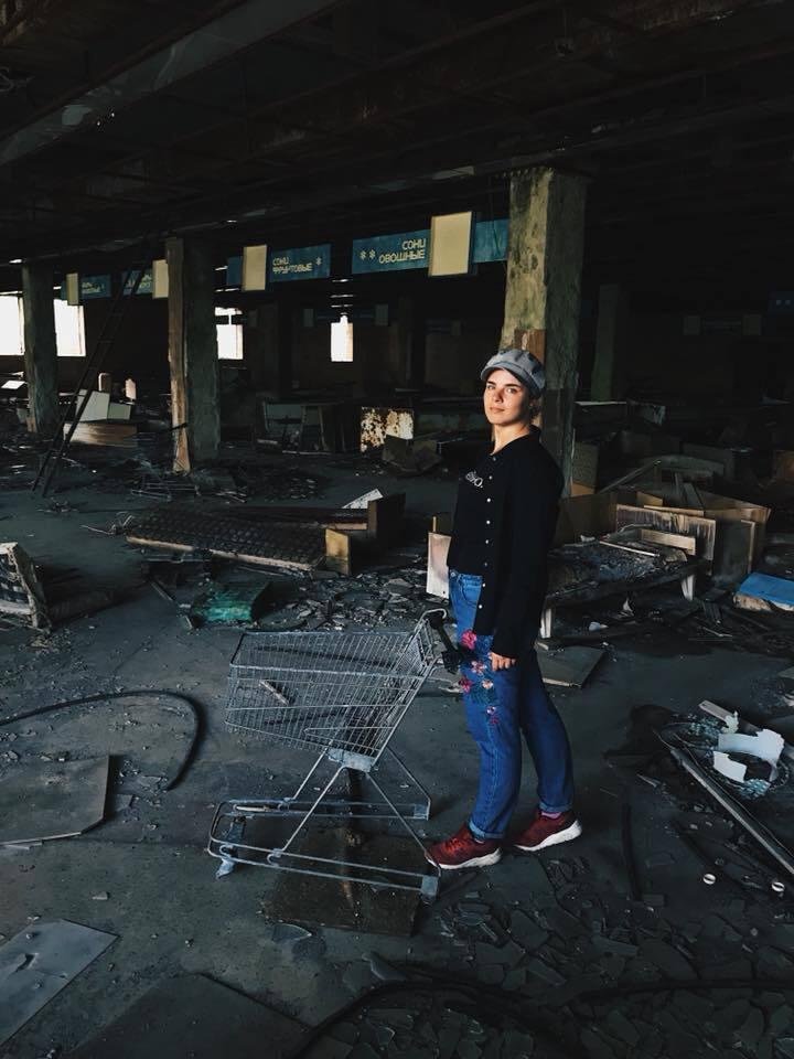 """""""Лас-Вегас Радянського Союзу"""": блогер розповіла про поїздку в місто-привид України"""