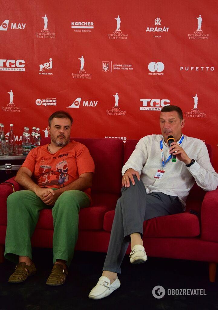 Александр Кириенко и Влад Ряшин