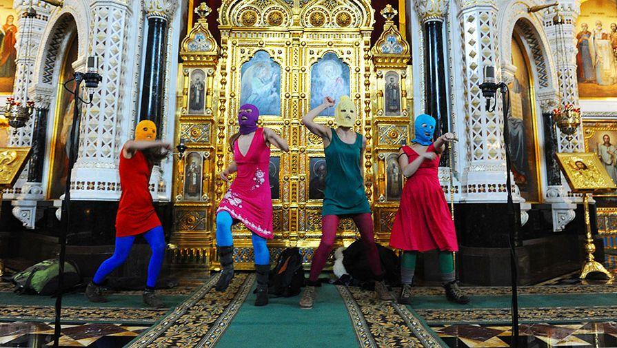 Pussy Riot виграли резонансну справу проти РФ