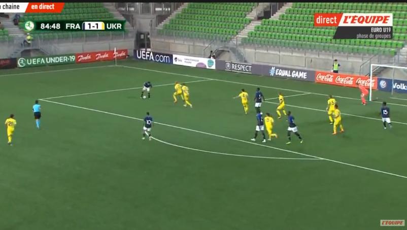 Україна перемогла Францію на ЧЄ з футболу U-19