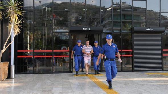 Вбивство українця в Туреччині: оприлюднено фото арешту росіянина