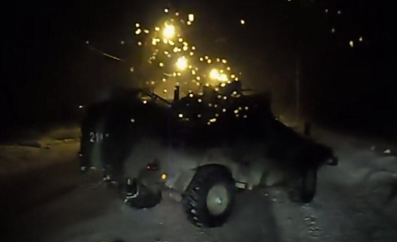"""""""Вагнер"""" летит на Донбасс: трофейное видео"""
