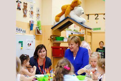 """""""Секс ведмедів"""": спливло курйозне фото Меркель"""