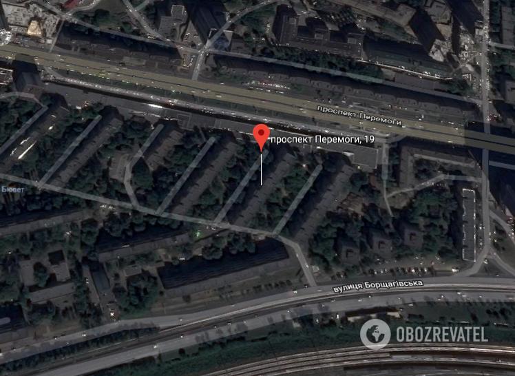 Без шансов: в Киеве два человека упали с высоток