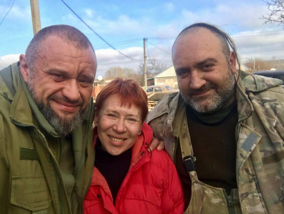 Фото з Facebook Зураба Чіхелідзе (праворуч)