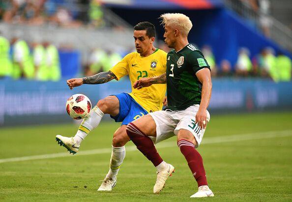 Бразилія - Мексика