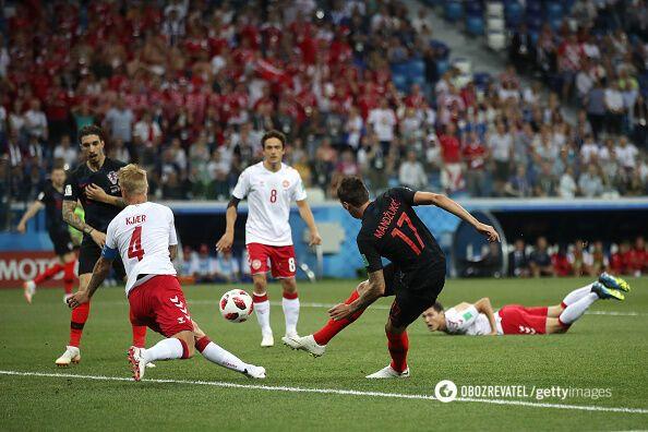 Хорватія - Данія