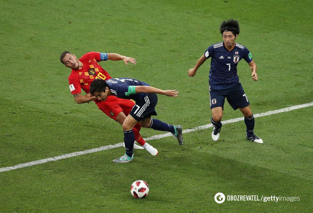 Бельгія у матчі-трилері вийшла до чвертьфіналу ЧС-2018