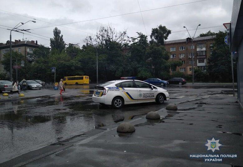 В Киеве в офисе произошла стрельба: есть раненые