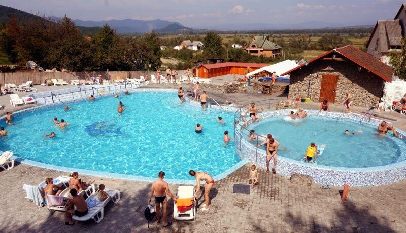 Альтернатива морю: топ-5 термальных курортов Закарпатья