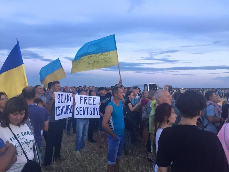 """""""Бумбокс"""" восхитил украинцев акцией рядом с Крымом"""