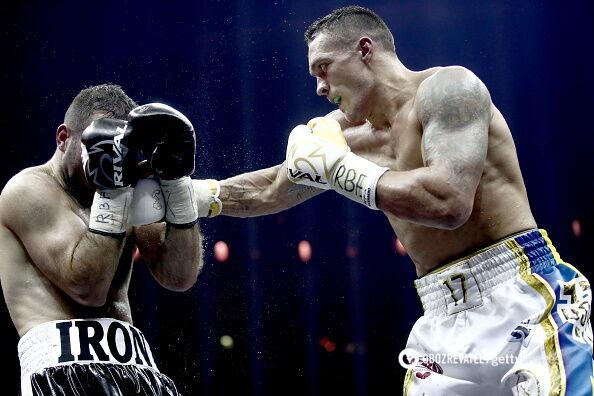 Усик переміг Гассiєва i став абсолютним чемпіоном світу