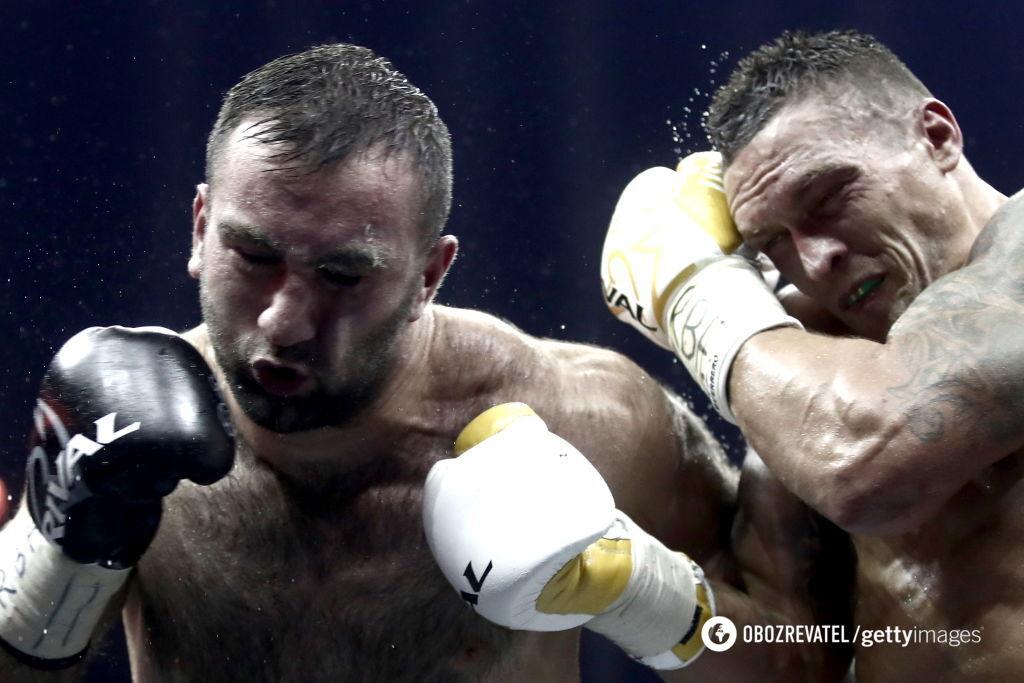 Усик - Гассієв: всі подробиці переможного фіналу WBSS
