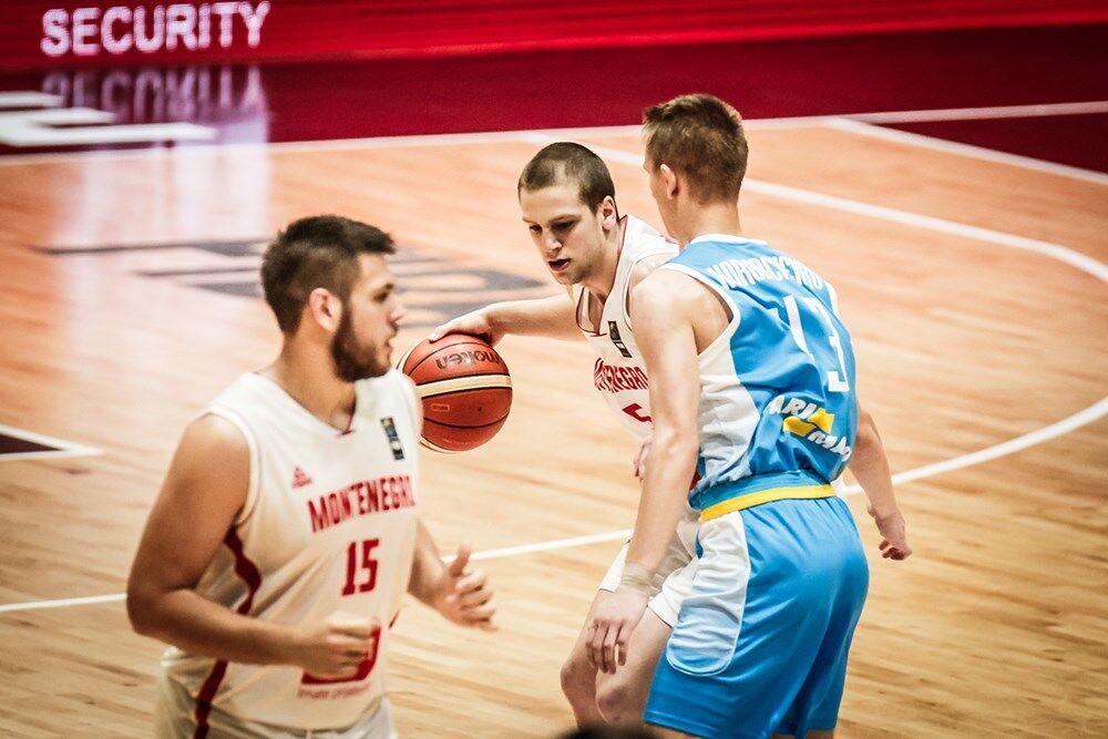 Чорногорія - Україна