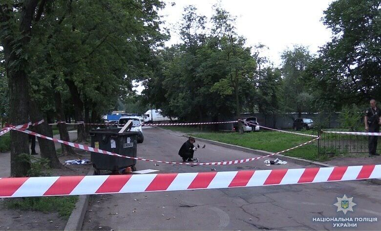 Полиция со стрельбой задержала в Киеве гражданина Польши