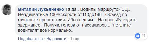 Под Киевом пьяный водитель вез полную маршрутку пассажиров