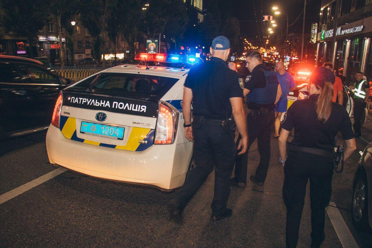 У центрі Києва водій на смерть збив дитину