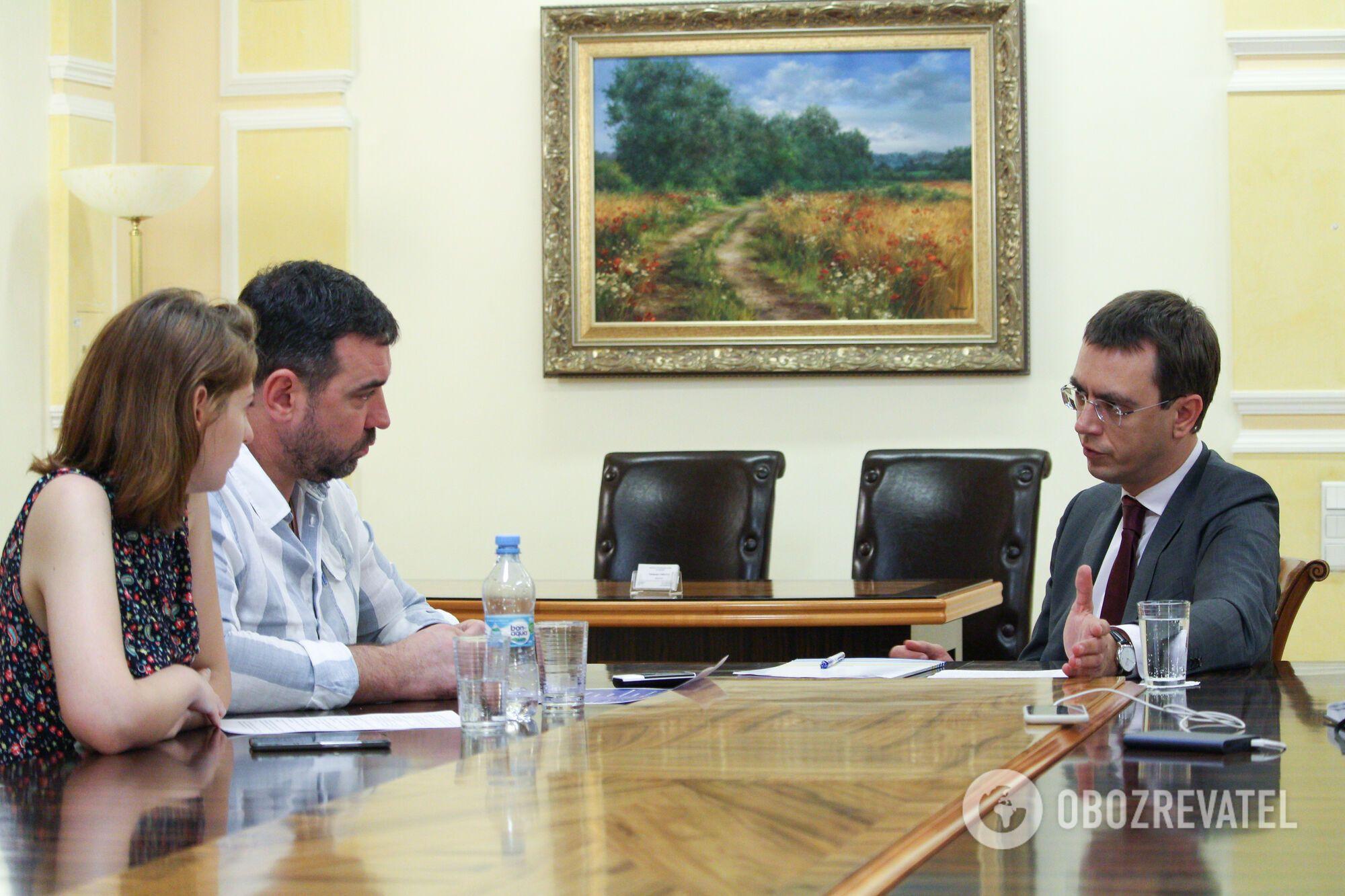 Как ужесточат контроль на дорогах и за сколько будут летать украинцы: Омелян анонсировал перемены