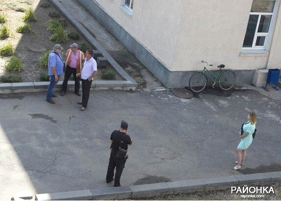 На Запорожье произошло ЧП с поездом
