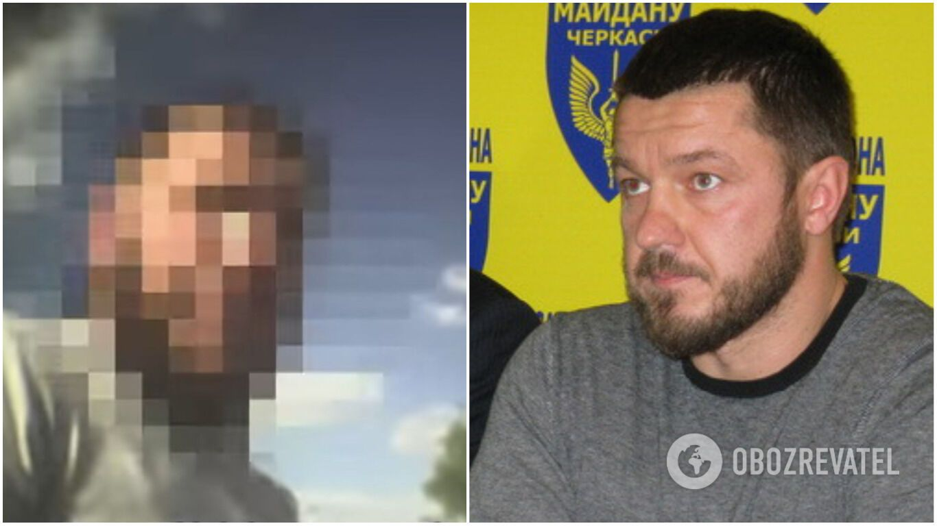 Бізнесмен Сергій Скрипка