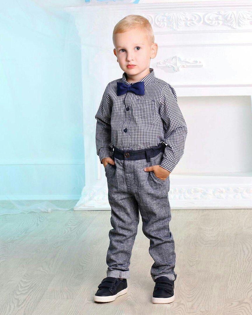 4-летний Андрюша