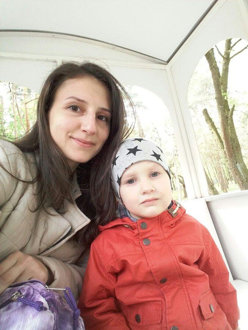 В ДТП погибла 27-летняя Ирина Коровина с 4-летним сыном Андреем