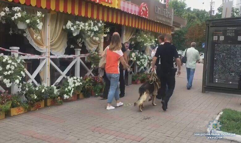 Стрельба в Киеве: появились фото и детали ЧП