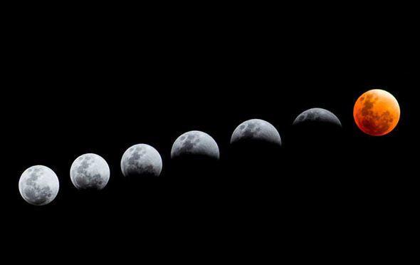 Самое длительное лунное затмение столетия: как это было