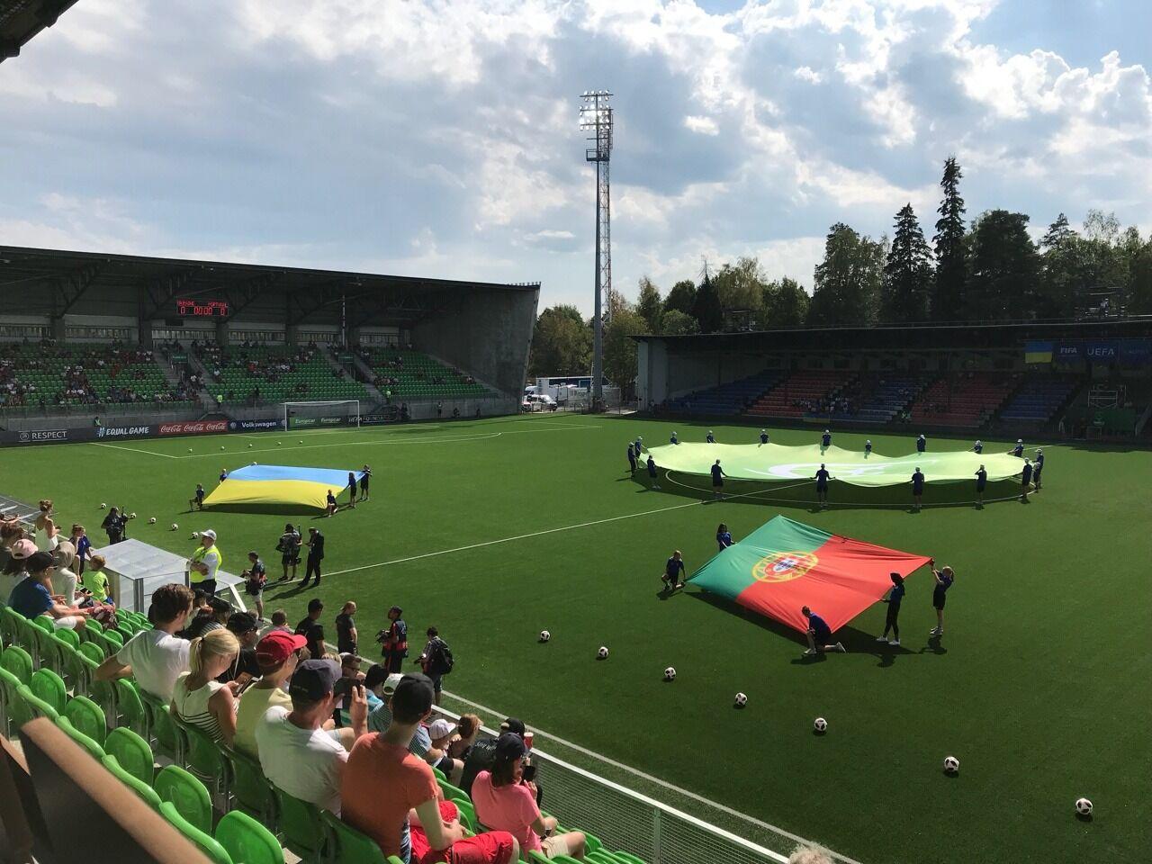 Сборная Украины U-19 не попала в финал ЧЕ