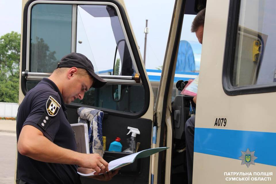 Тисячі порушень і п'яні водії: що показала перевірка в Україні