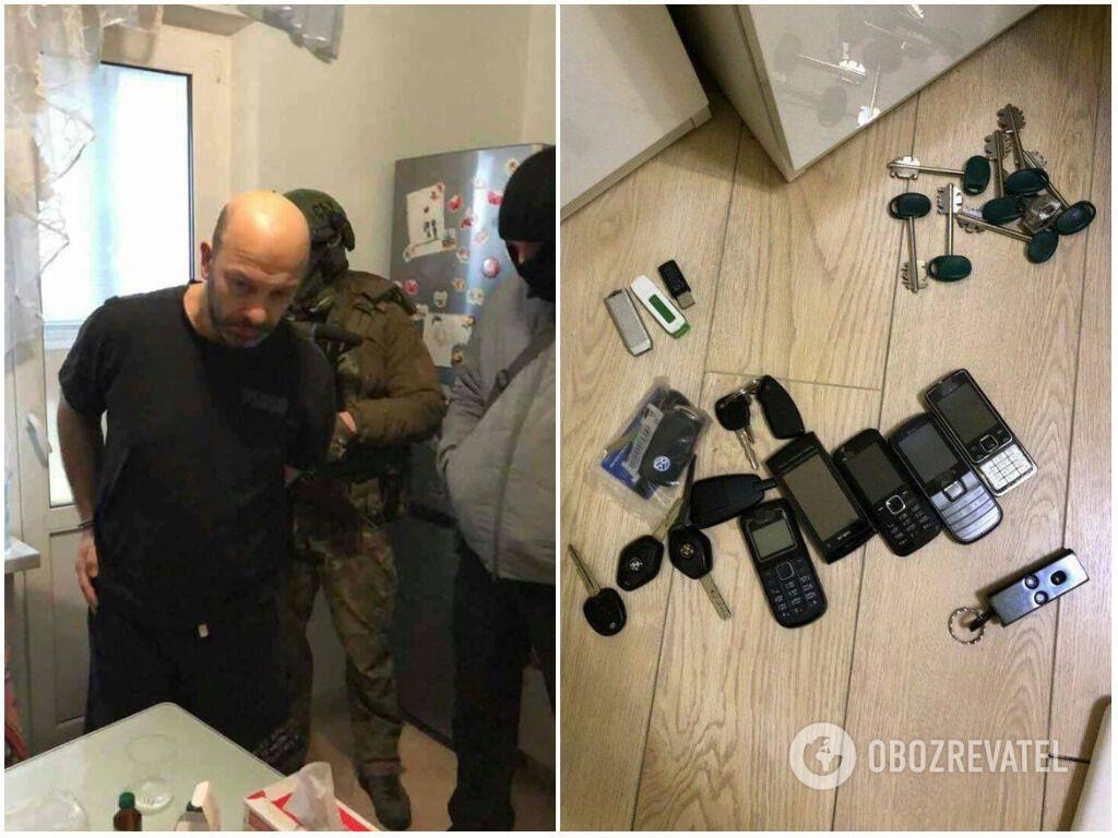 Саша Оболонский был задержан в феврале 2018 года. Сейчас на свободе