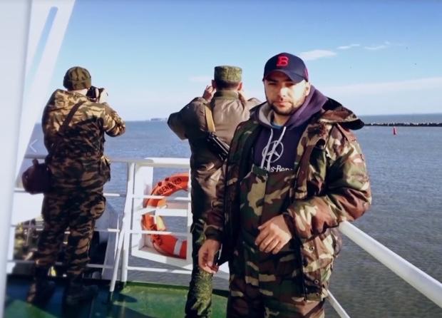 Магомед Хаматаев, солдат 18-ї бригади РФ